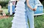 Как организовать голубую свадьбу – идеи для бракосочетания в небесном цвете