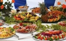 Сколько фруктов покупать на свадебный стол – калькулятор расчета