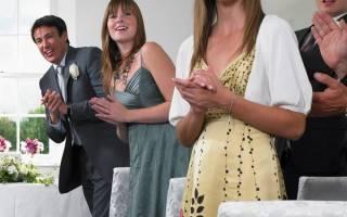 Характеристика гостей на свадьбу для ведущего – примеры