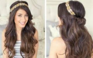 ТОП-3 красивых греческих причесок на свадьбу на средние волосы – мастер-класс