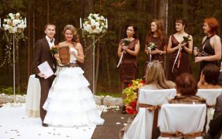 Как оформить свадьбу в шоколадном цвете – идеи стильного коричневого декора