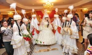 Как проходит казахская свадьба – современные традиции и обычаи