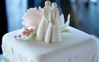 Торты из мастики на свадьбу – оригинальные решения и яркие цвета