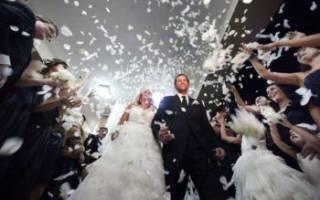С чего начать подготовку к свадьбе – поэтапный план от А до Я