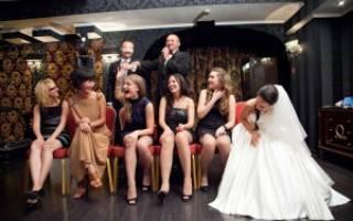 Смешные интеллектуальные конкурсы на свадьбу