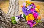 Яркий букет невесты: какой сделает образ эффектным