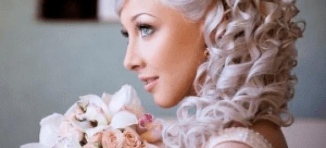 Стильные свадебные прически с накладными волосами – обзор и мастер-класс