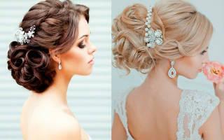 Заколки для волос на свадьбу своими руками – мастер-класс