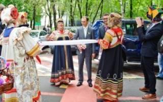 5 тематических сценариев выкупа невесты