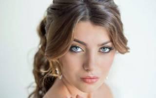 Классический, греческий, летний, бохо свадебный макияж – как сделать самой в домашних условиях