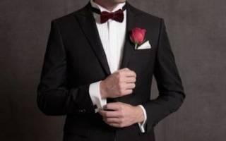 Как выбрать черный, серый, красный, бордовый, коричневый свадебный костюм для жениха – идеи