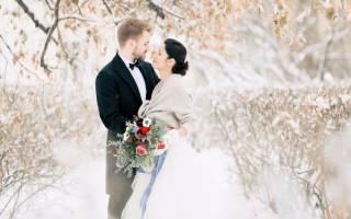 Как выбрать стиль для свадьбы зимой — идеи