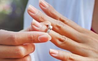 10 способов снять обручальное кольцо с опухшего пальца