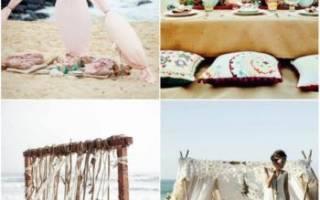 Декор свадьбы бохо – секреты оформления зала и стола