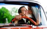 Как выбрать машины для свадебного кортежа: карета, ретромобиль, лимузин или крутое авто?