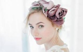 Как подобрать свадебную прическу на кудрявые волосы – советы