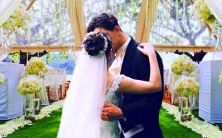 7 стильных свадеб – сценарии