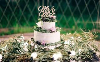 Модное оформление свадьбы в стиле «эко» – ключевые моменты