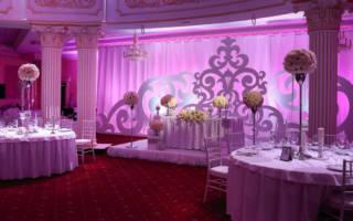 Свадьба в классическом стиле – образы молодых, декор, аксессуары
