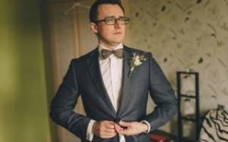 Как выбрать мужской свадебный костюм – советы