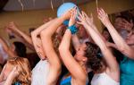 Веселые свадебные конкурсы с шариками
