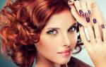 Красивый свадебный макияж для рыжих, русых, шатенок своими руками