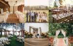 Украшение свадьбы в стиле рустик – как оформить зал в деревенском стиле