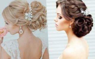Как выбрать прическу с челкой на свадьбу – идеи для невест