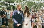 Оформление свадьбы в стиле «бохо» – новые идеи для вдохновения