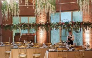 Экстравагантная свадьба в стиле лофт – как соединить простоту и изысканность
