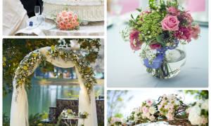 Красивая свадьба в европейском стиле – классика и безупречный вкус